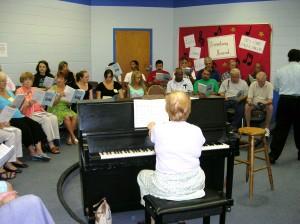 community chorus 3 aug 08