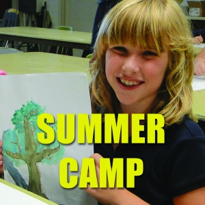 SUMMER CAMP WITH WRITING